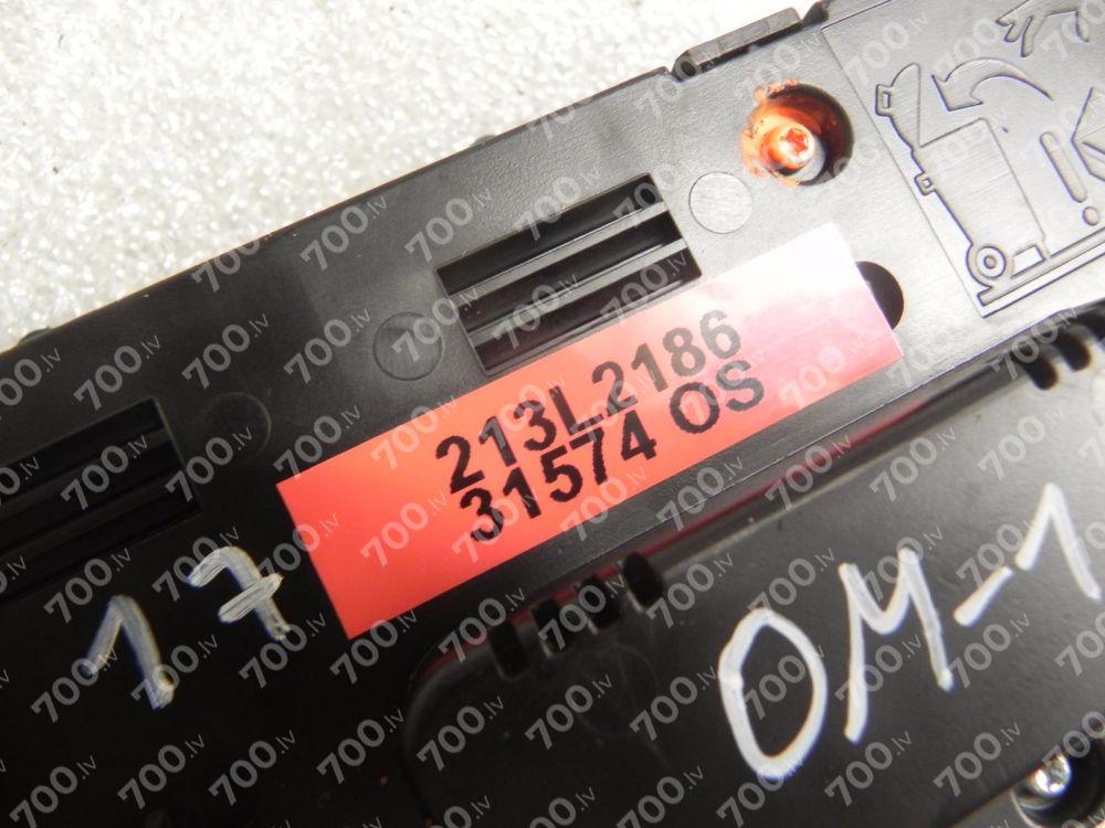 Opel Mokka Apsildes Klimata vadības panelis regulators 13474055 13474055 18 22 551 1822551 20963734 13429881 13474056 1822552 1822462 1822322
